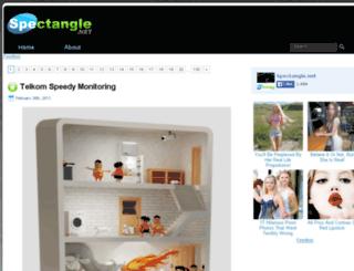 spectangle.net screenshot