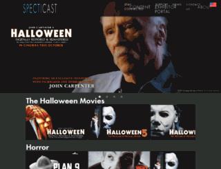 specticast.com screenshot