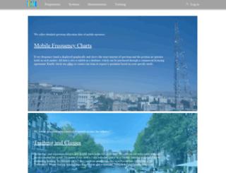 spectrummonitoring.com screenshot