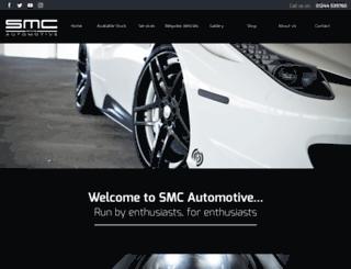 spectrummotorcentre.co.uk screenshot