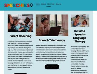 speechies.com screenshot