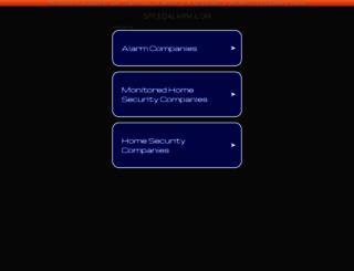 speedalarm.com screenshot