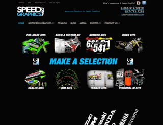 speedgraffix.com screenshot