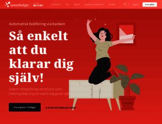 speedledger.com screenshot