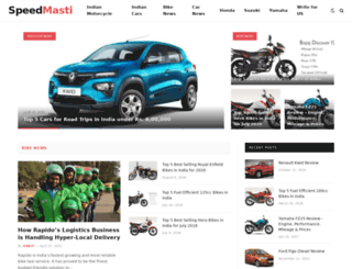 speedmasti.com screenshot