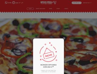 speedpizza.ro screenshot
