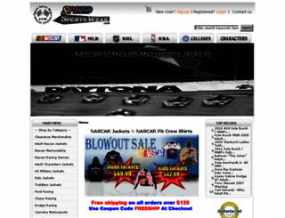 speedsportswear.com screenshot