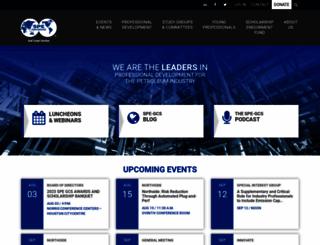 spegcs.org screenshot