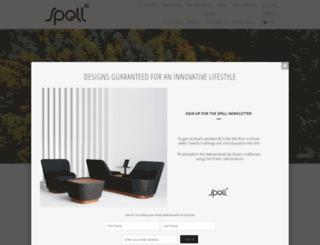 spell-online.com screenshot