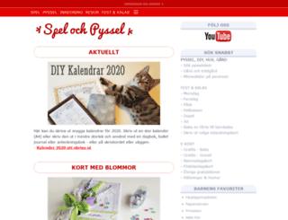 spelochpyssel.com screenshot