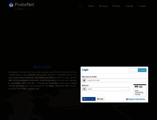 spi.postal.net.br screenshot
