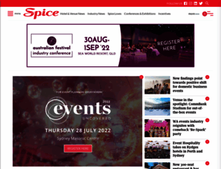 spicenews.com.au screenshot