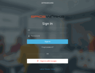 spiceworks.pingboard.com screenshot