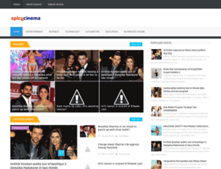 spicycinema.com screenshot