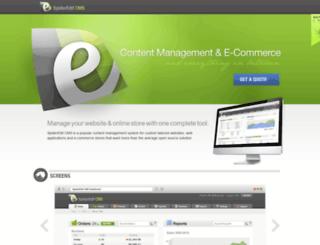 spidercart.com screenshot
