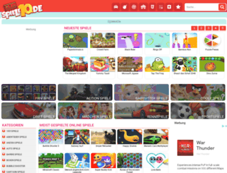 spiele10.de screenshot