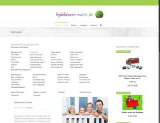 spielwaren-suche.de screenshot