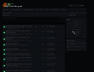 spiludvikling.dk screenshot