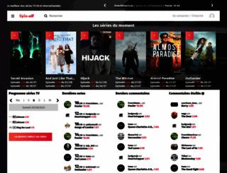 spin-off.fr screenshot