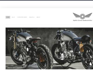 spincycleindustries.com screenshot