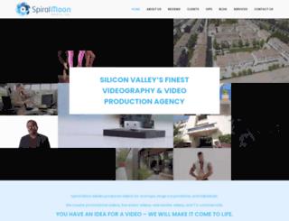 spiralmoon.com screenshot