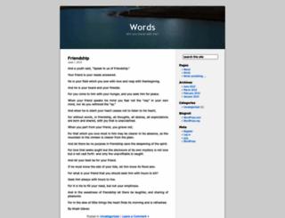 spiritedseeker.wordpress.com screenshot