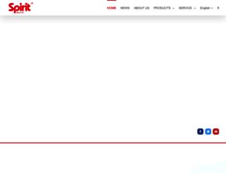 spiritmedical.com.tw screenshot