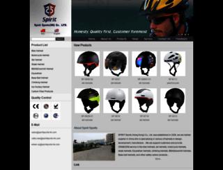 spiritsports-hk.com screenshot