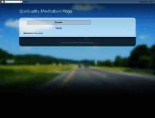 spirituality-meditation-yoga-pictures.blogspot.com screenshot