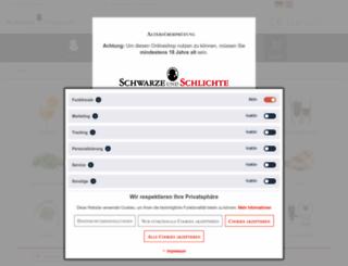 spirituosen-markenshop.de screenshot