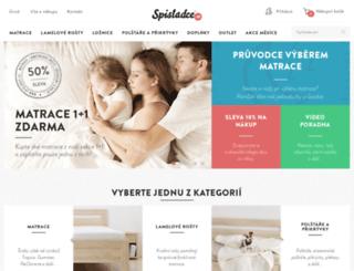 spisladce.cz screenshot