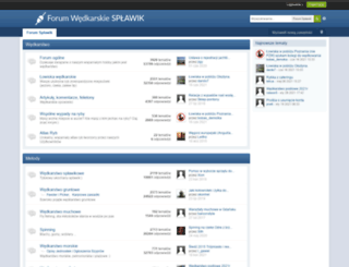 splawik.com.pl screenshot