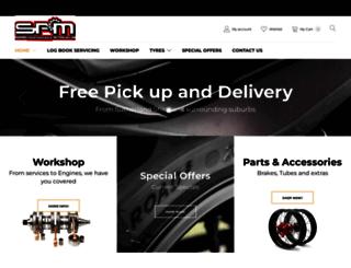 spmotorcycles.com.au screenshot
