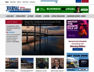 spokanejournal.com screenshot
