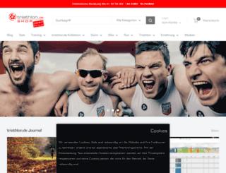 sponsoring.triathlon.de screenshot