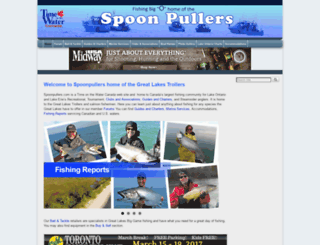 spoonpullers.com screenshot