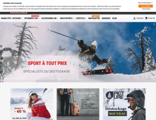 sport-annecy.com screenshot