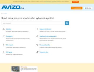 sport.avizo.cz screenshot