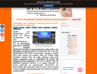 sport.we-news.com screenshot
