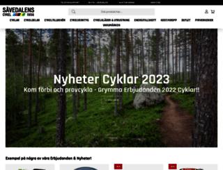sportab.se screenshot
