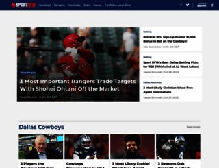 sportdfw.com screenshot