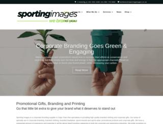 sportingimages.co.za screenshot