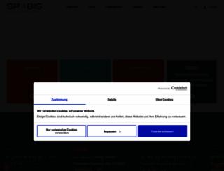 sports-media-summit.de screenshot
