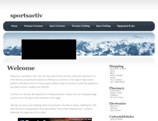 sportsactiv.com screenshot