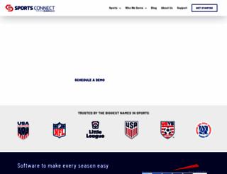 sportsaffinity.com screenshot