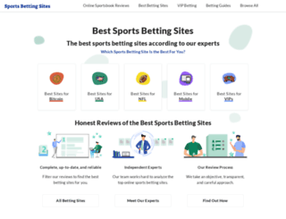 sportsbettingsites.com screenshot