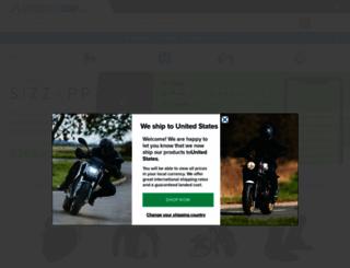 sportsbikeshop.co.uk screenshot