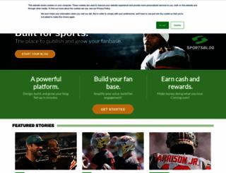 sportsblog.com screenshot