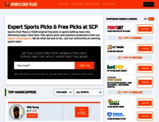 sportschatplace.com screenshot
