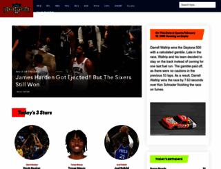 sportsecyclopedia.com screenshot